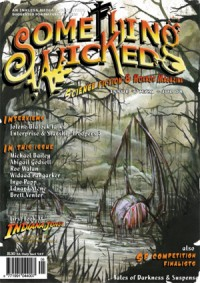 Something Wicked Issue 06 (May 2008) cover - click to view full size