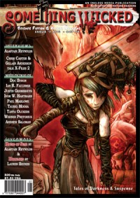 Something Wicked Issue 07 (August 2008) cover - click to view full size