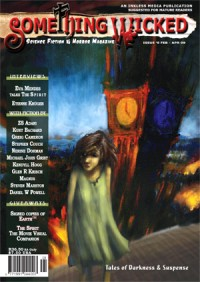 Something Wicked Issue 09 (February 2009) cover - click to view full size