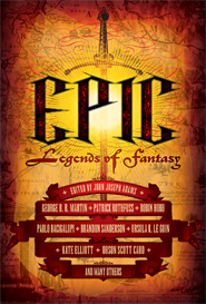 Epic: Legends of Fantasy cover - click to view full size
