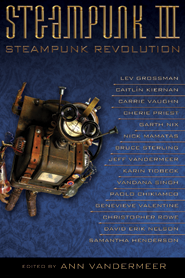 Steampunk III: Steampunk Revolution cover - click to view full size