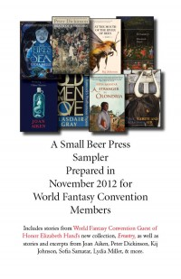 World Fantasy Convention free download cover - click to view full size