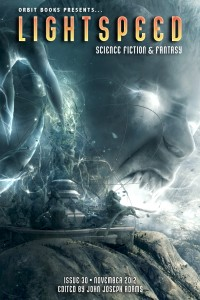 Lightspeed Magazine Issue 30 cover - click to view full size