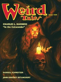 Weird Tales #334 cover - click to view full size