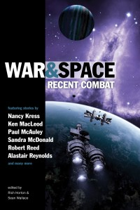 War and Space: Recent Combat cover - click to view full size
