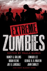 Extreme Zombies cover - click to view full size