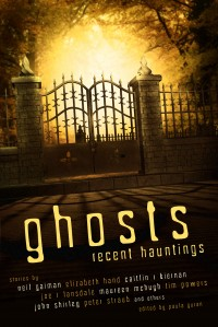 Ghosts: Recent Hauntings cover - click to view full size