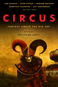 Circus: Fantasy Under the Big Top cover - click to view full size