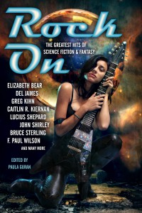 Rock On: The Greatest Hits of Science Fiction and Fantasy cover - click to view full size