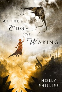 At the Edge of Waking cover - click to view full size