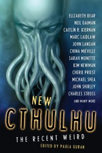 New Cthulhu: The Recent Weird cover - click to view full size