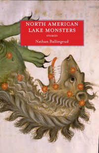 North American Lake Monsters: Stories cover - click to view full size