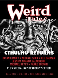 Weird Tales #360 cover - click to view full size