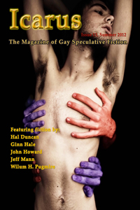 Icarus 13: The Magazine of Gay Speculative Fiction cover - click to view full size