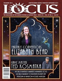 Locus December 2012 (#623) cover - click to view full size