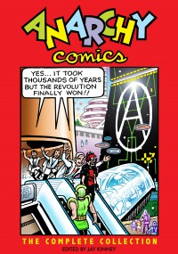 Anarchy Comics: The Complete Collection cover - click to view full size