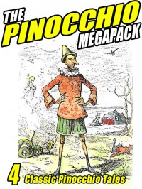 The Pinocchio Megapack cover - click to view full size