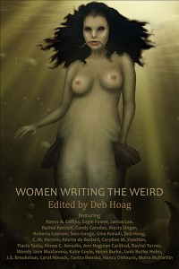 Women Writing the Weird cover - click to view full size