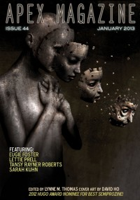 Apex Magazine Issue 44 cover - click to view full size