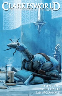 Clarkesworld Magazine – Issue 76 cover - click to view full size