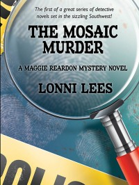 The Mosaic Murder cover - click to view full size