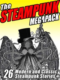 The Steampunk Megapack cover - click to view full size