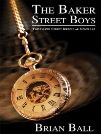 The Baker Street Boys cover - click to view full size