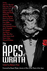 The Apes of Wrath cover - click to view full size