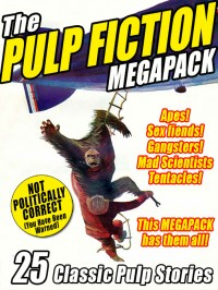 The Pulp Fiction Megapack cover - click to view full size