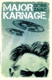 Major Karnage cover - click to view full size