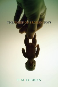 The Thief of Broken Toys cover - click to view full size