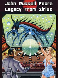 Legacy from Sirius cover - click to view full size
