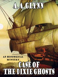 Case of the Dixie Ghosts cover