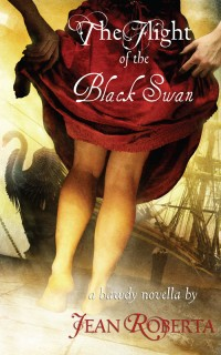 The Flight of the Black Swan: A Bawdy Novella cover - click to view full size