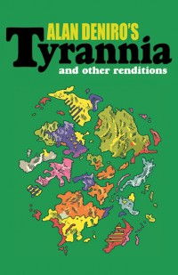 Tyrannia and Other Renditions cover - click to view full size