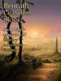 25 back issues of Beneath Ceaseless Skies, #176-#200 Bundle cover - click to view full size
