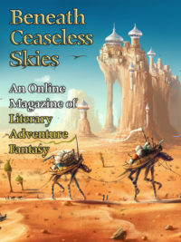 25 back issues of Beneath Ceaseless Skies, #201-#225 Bundle cover - click to view full size