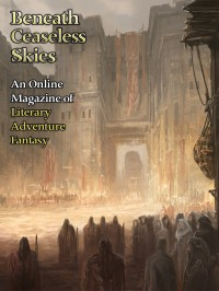 Beneath Ceaseless Skies Issue #116 cover - click to view full size