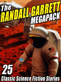 The Randall Garrett Megapack cover - click to view full size