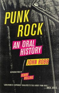 Punk Rock: An Oral History cover - click to view full size
