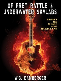 Of Fred Rattle and Underwater Skylabs cover - click to view full size