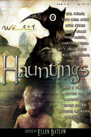 Hauntings cover - click to view full size
