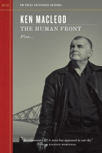 The Human Front cover - click to view full size