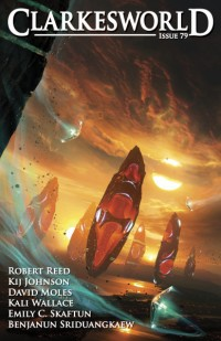 Clarkesworld Magazine – Issue 79 cover - click to view full size