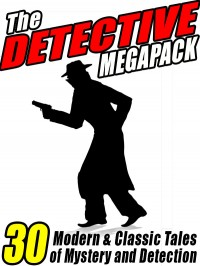 The Detective Megapack cover - click to view full size