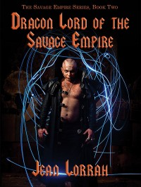 Dragon Lord of the Savage Empire cover - click to view full size