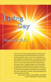 Living Gay cover - click to view full size
