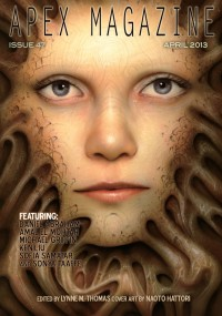 Apex Magazine – Issue 47 cover - click to view full size