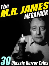 The M.R. James Megapack cover - click to view full size