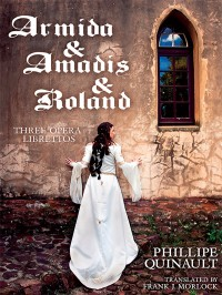 Armida and Amadis and Roland cover - click to view full size